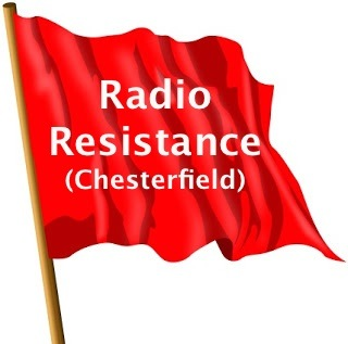 Radio Resistance (Chesterfield) logo